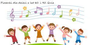Czy dobrze pamiętasz piosenki dla dzieci z lat 80. i 90.?