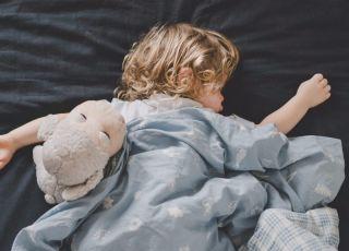 Czy dwulatki potrzebują drzemki w ciągu dnia?