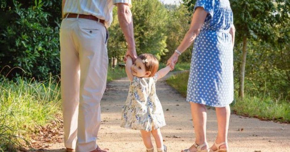 czy dziadkowie dobrze się opiekują dziećmi?