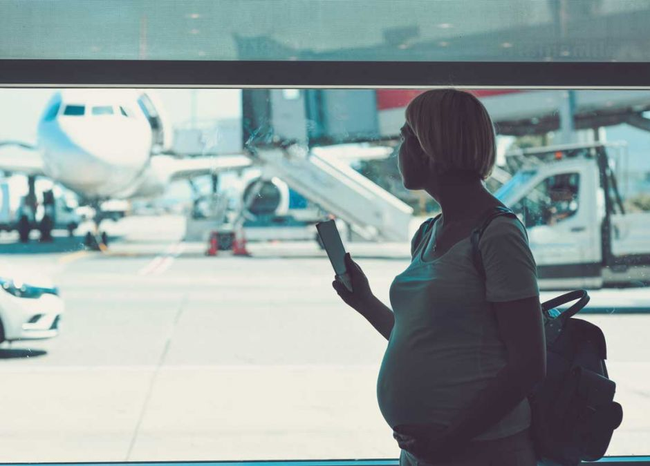 Czy można latać w ciąży?
