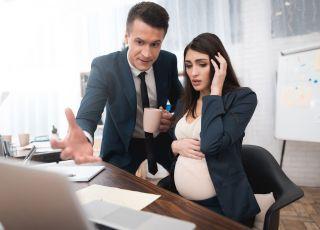 czy można zwolnić kobietę w ciąży