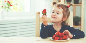 Czy truskawki są zdrowe dla dzieci?