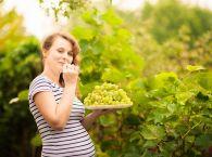 czy w ciąży można jeść winogrona?