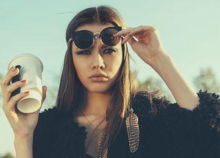 Ostrożnie z kawą bezkofeinową w ciąży – ostrzega ginekolog