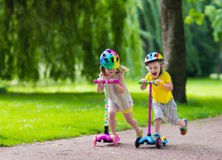 Czy warto kupić hulajnogę dla dziecka?
