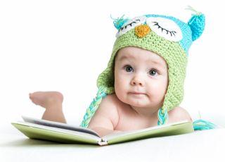 Czytanie dziecku, książeczki, niemowlę