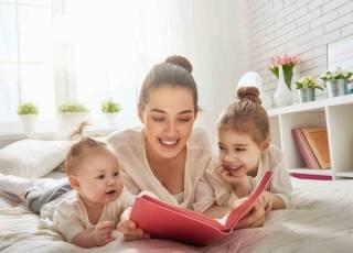 czytanie dziecku, książki dla dziecka, Irena Koźmińska, Cała Polska czyta dzieciom, głośne czytanie dziecku, 20 minut czytania