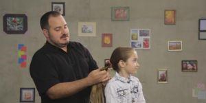 Dad Hair School