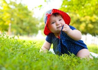 Dada ubranie dziecka
