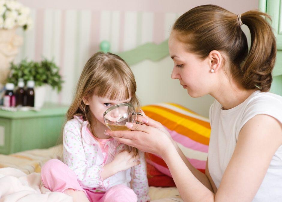 Dania dla chorego dziecka
