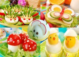 Dania z jajek dla dzieci
