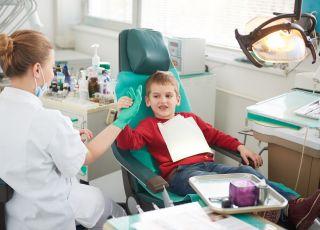 darmowy dentysta dla dziecka