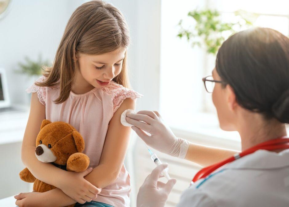 data szczepień dla dzieci w wieku 12-15 lat