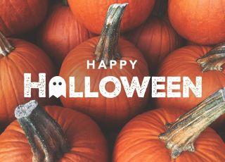 Dekoracje na Halloween dla dzieci. Zróbcie je z dyni i to bez wycinania! [GALERIA]