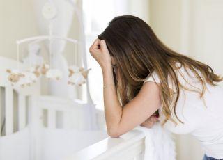 Depresja poporodowa u młodej dziewczyny