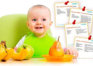 Deserki dla niemowlaka