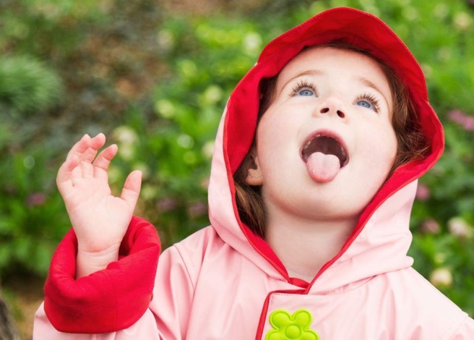 deszczak biedronka dla dziecka Skip Hop najładniejszy
