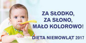 Dieta niemowląt