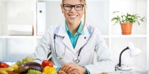 dieta odchudzająca, lekarz, geny, zdrowa dieta