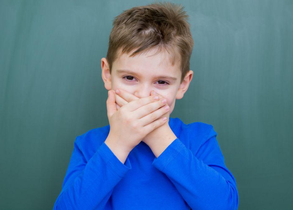 Dlaczego dzieci kłamią?