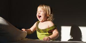 Dlaczego dziecko płacze?