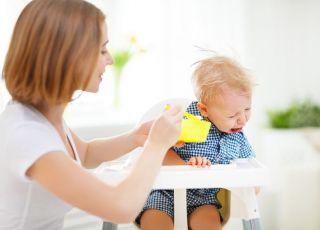 Dlaczego niemowlę nie chce jeść?