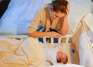 dlaczego niemowlę nie chce spać