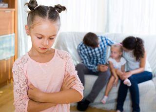 Do domu mojej siostry wprowadziła się nowa kobieta z dziećmi