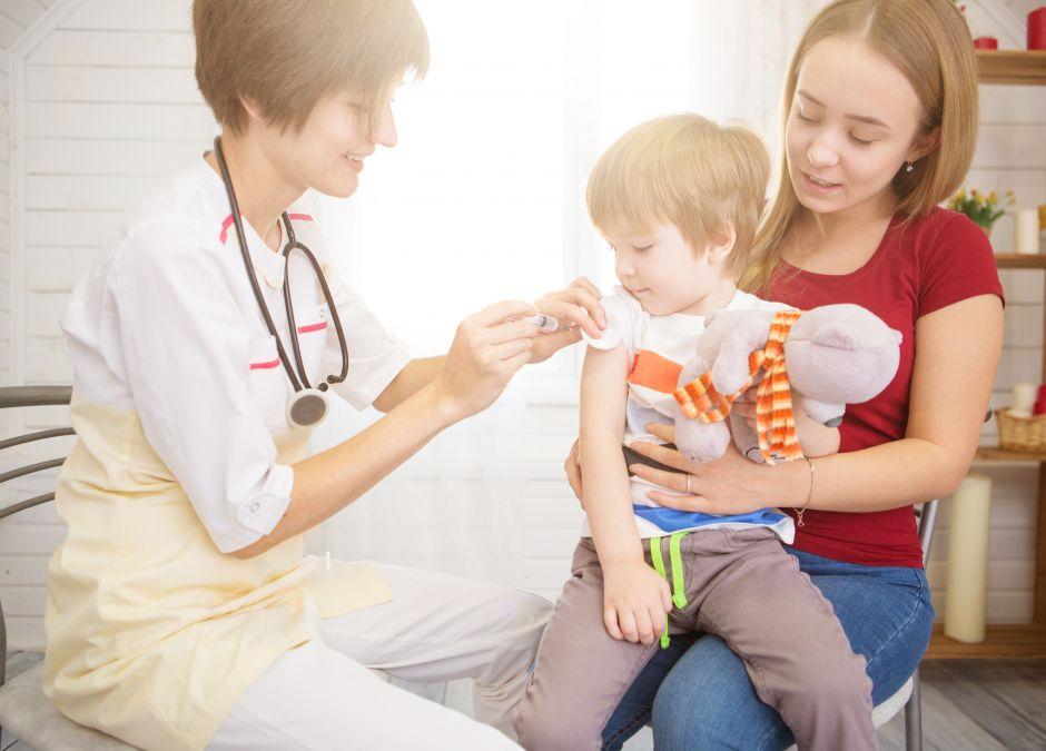 do przedszkola będą przyjmowane tylko szczepione dzieci
