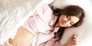 Dobry sen w ciąży