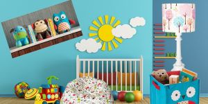 Dodatki, które odmienią pokój dziecka
