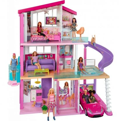 Dom dla Barbie