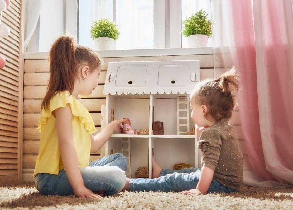 Domek dla dzieci do zabawy