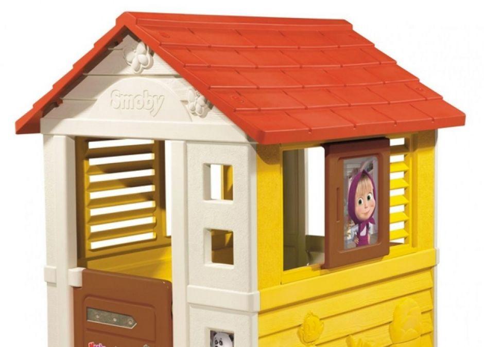 Domki dla dzieci, Domek ogrodowy Smoby