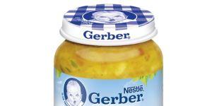 domowy rosołek z cielęciną, Gerber, zupki dla niemowląt