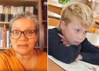 Dorota Zawadzka krytykuje szpanowanie wśród dzieci