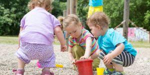 dwulatek,zabawa,wychowanie,piaskownica,przedszkolak