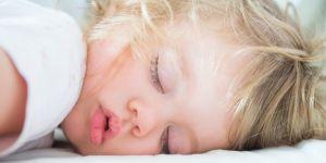 Dwulatki nie powinny spać w ciągu dnia