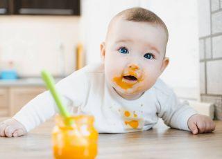 Dynia dla niemowlaka