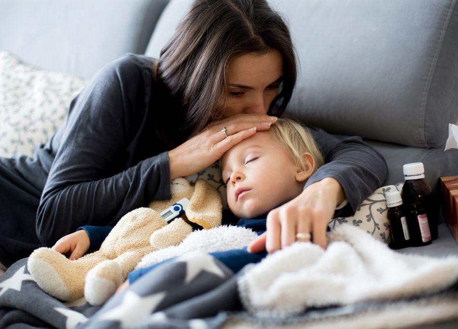 Dzieci a koronawirus