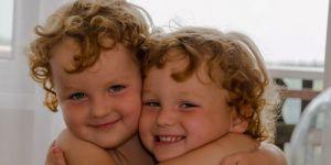 dzieci, bliźnięta