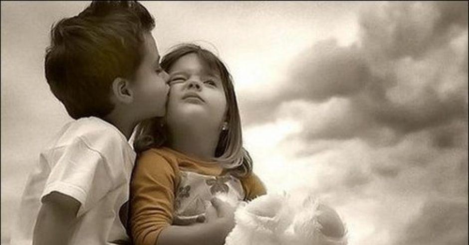 dzieci, buziak
