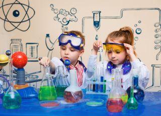dzieci, doświadczenia, eksperymenty dla dzieci