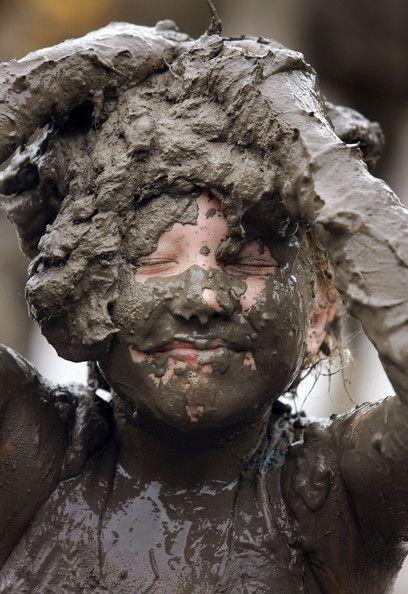 Dzieci dzielą się na czyste i szczęśliwe