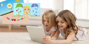 dzieci, dziewczynki, gry online, gry dla dziewczyn