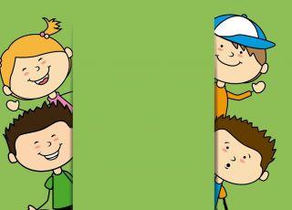 dzieci, grafika