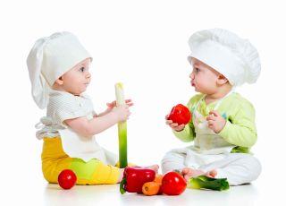 Dzieci i warzywa