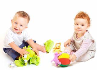 Dzieci i zabawki
