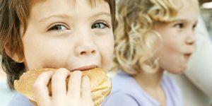 dzieci, jedzenie
