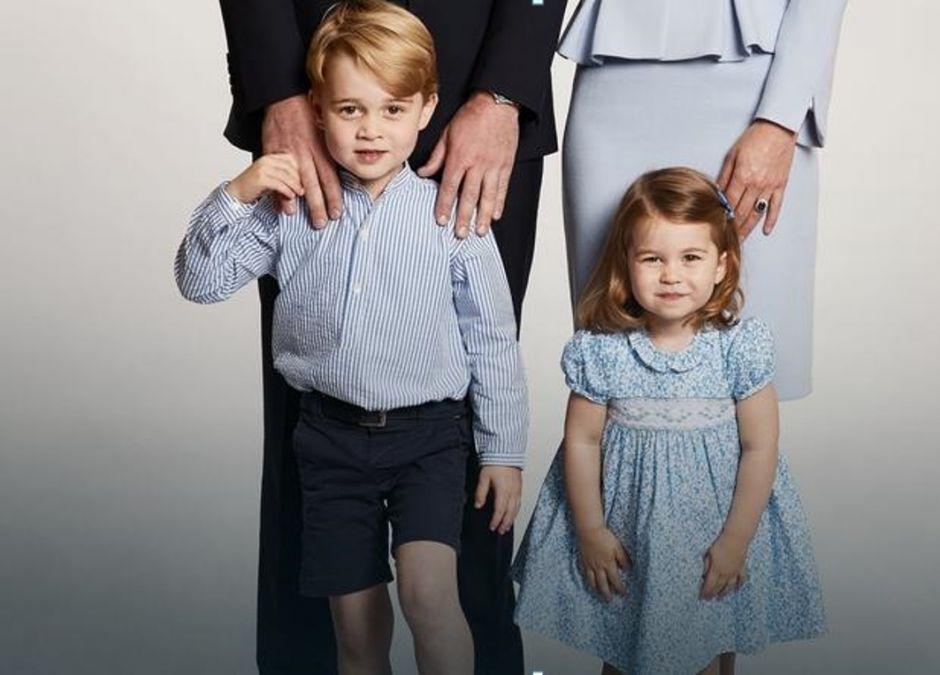 Dzieci Kate Middleton